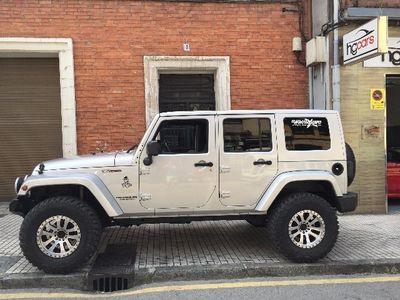 gebraucht Jeep Wrangler Unlimited 2.8crd Sahara At