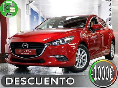usado Mazda 3 2.0 Style Confort+Navegador 88kW 120CV
