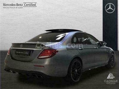 usado Mercedes S63 AMG Clase E E Amg4matic+ 9g-tronic 612 cv en Cadiz