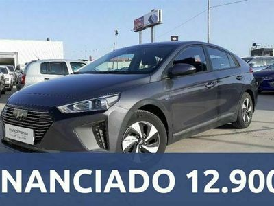 usado Hyundai Ioniq 1.6 GDI HEV Klass Nav DCT