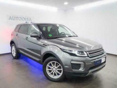 usado Land Rover Range Rover evoque 2.0L eD4