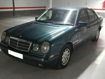usado Mercedes E240 ClaseElegance