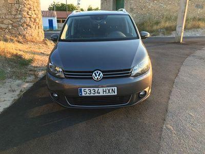 usado VW Touran 1.6TDI Advance BMT DSG 105