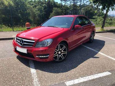 usado Mercedes C250 CDI BE Sport