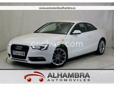 usado Audi A5 Coupé 2.0tdi Quattro S-tronic 177 cv en Madrid