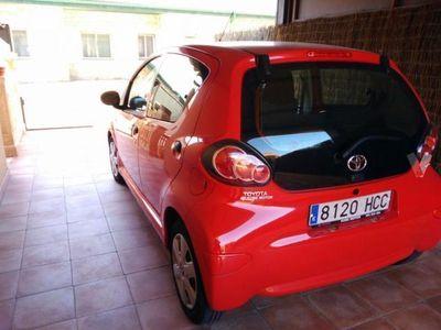 usado Toyota Aygo 1.0 VVTi Live -11