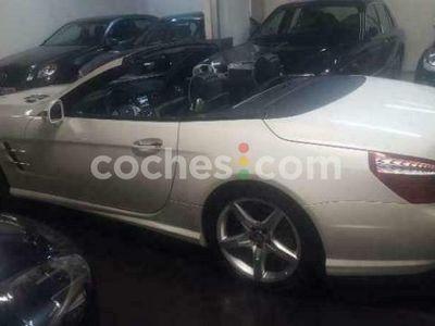 usado Mercedes SL400 Clase SlAut. 333 cv en Granada