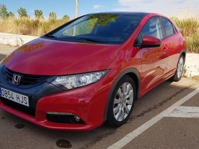 usado Honda Civic 1.8 i-VTEC Executive Navi ACC/CMBS