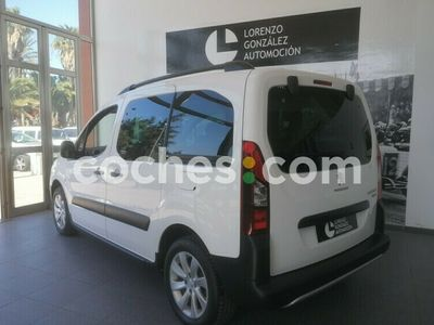 usado Peugeot Partner P. Tepee 1.6bluehdi Adventure Ed. Etg6 100 100 cv en Palmas, Las