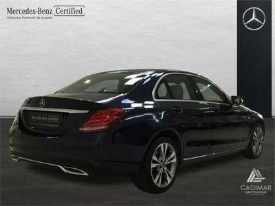 usado Mercedes C220 Clased
