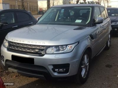 usado Land Rover Range Rover Sport 3.0 TDV6 258cv SE