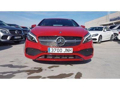 usado Mercedes A180 A 180 Clasediésel, AMG Line. PVP 23500€.