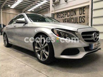 usado Mercedes 170 Clase C C Estate 220d 9g-troniccv en Malaga