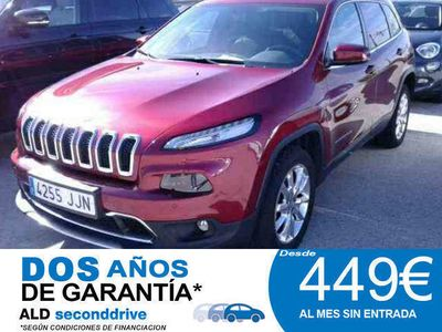 usado Jeep Cherokee 2.2 CRD 2.2D Limited 4x4 ADII Aut. 147 kW (20