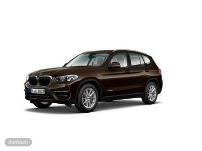 brugt BMW X3 xDrive 20dA