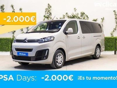 usado Citroën Spacetourer Talla XL BlueHDi 85KW (115CV) Business