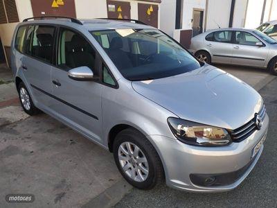 usado VW Touran Business & Navi BMT