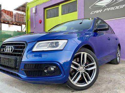 usado Audi SQ5 3.0TDI Competition quattro Tip. 326