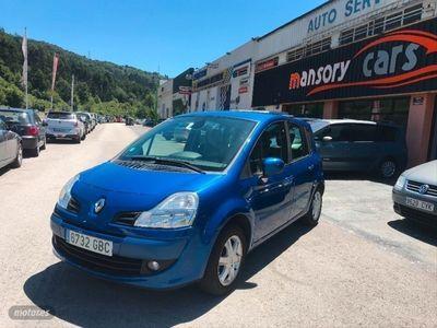 usado Renault Grand Modus Exception 1.5dCi85 eco2