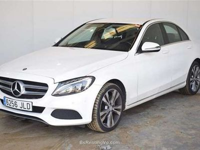 usado Mercedes C220 d