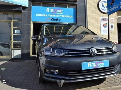 usado VW Touran Advance 1.6 Tdi Scr 110cv Bmt 5p. -16