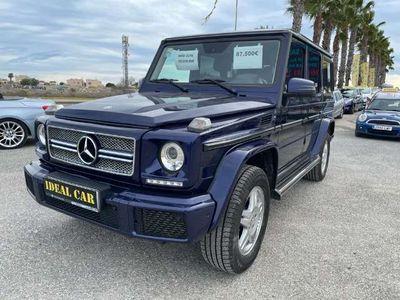 usado Mercedes G350 350d Professional Aut.