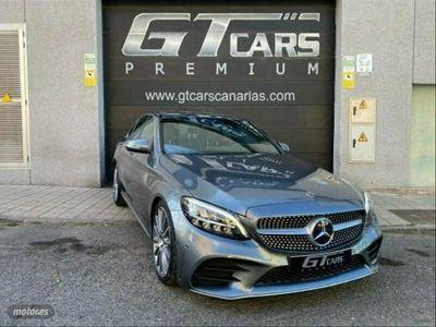 usado Mercedes C200 Clase C