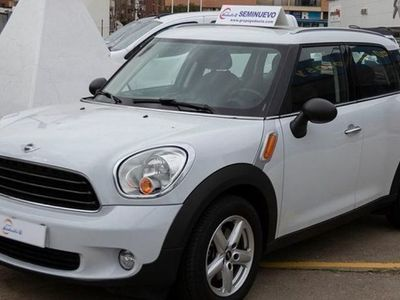 used Mini One D Countryman 1.6 5P