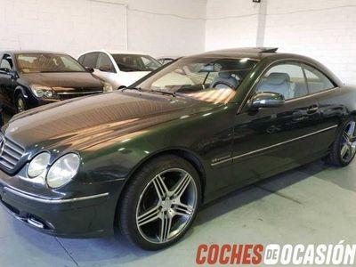 usado Mercedes CL500 Clasecon glp, Segunda Mano, Madrid