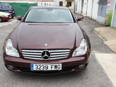 gebraucht Mercedes CLS320 CLSCDI