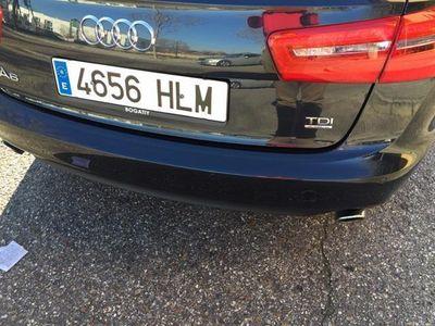 usado Audi A6 Avant 3.0TDI quattro S-Tronic 245