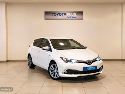 usado Toyota Auris 1.8 140H Hybrid Advance