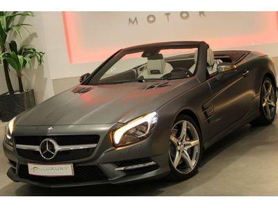 usado Mercedes SL500 435 CV - DESIGNO, AMG, UNIDAD UNICA EN ESPAÑA -