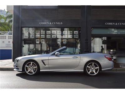 usado Mercedes SL500 AMG