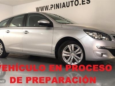 gebraucht Peugeot 308 SW 1.6e-HDi Active 115
