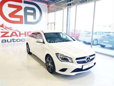 usado Mercedes CLA200 4p