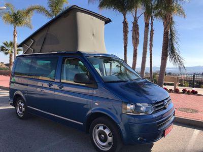 begagnad VW California T52.0Bi-TDI Beach T.Elevable Beach Techo Elevable