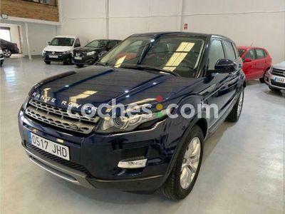 usado Land Rover Range Rover evoque 2.2l Td4 Pure Tech 4x4 Aut. 150 cv en Badajoz