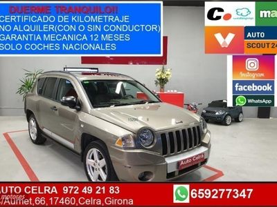 used Jeep Compass 2.0 CRD Limited