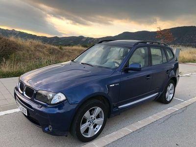 used BMW X3 3.0i 231cv Pack M