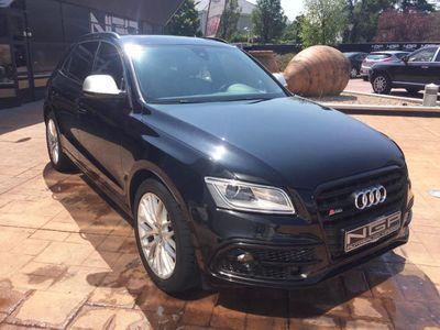 used Audi SQ5 Restiling