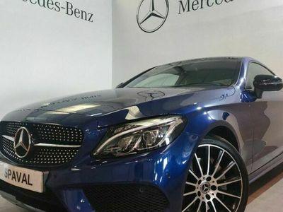 usado Mercedes E250 Clase C Coupé d 4Matic 9G-Tronic