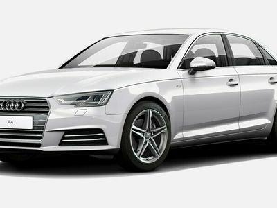 usado Audi A4 2.0TDI S line edition S tronic 110kW