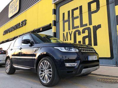 gebraucht Land Rover Range Rover Sport 3.0SDV6 HSE Dynamic 306 Aut.