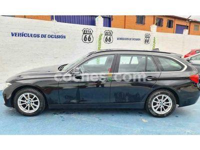 usado BMW 318 Serie 3 d Xdrive 150 cv en Madrid
