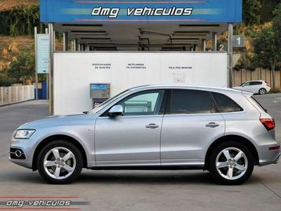 usado Audi Q5 2.0 TFSI quattro S Line Ed. Tip. 230