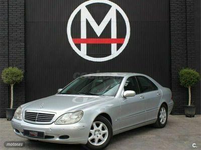 usado Mercedes S320 Clase S