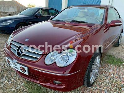 usado Mercedes CLK350 Clase ClkAut. 272 cv en Murcia