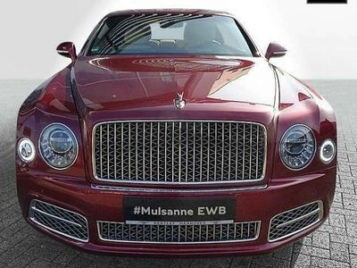 usado Bentley Mulsanne EWB *AIRLINE SEATS/FRIDGE/NAIM*