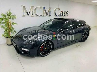 usado Porsche Panamera Turbo Sport Turismo 550 cv en Madrid